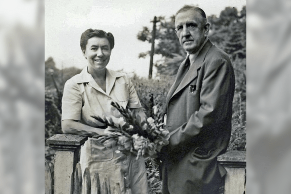 William and Elizabeth Webb
