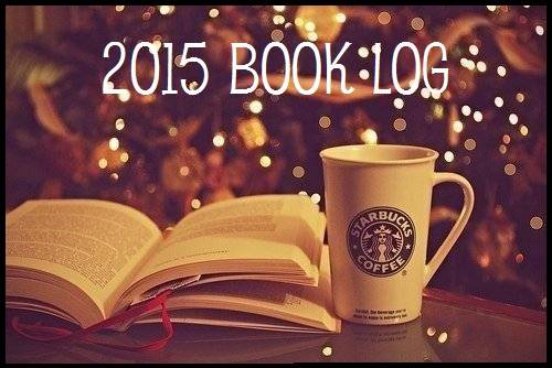 2015 Book Log