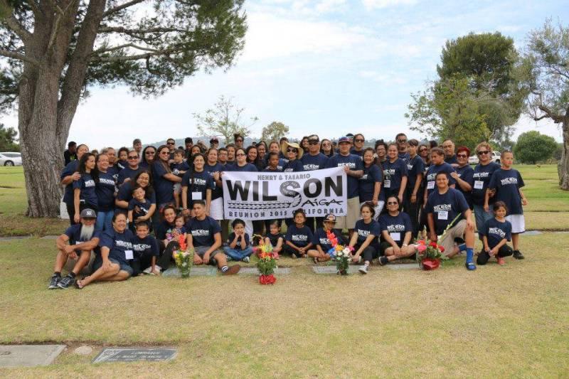 2015 Wilson Reunion