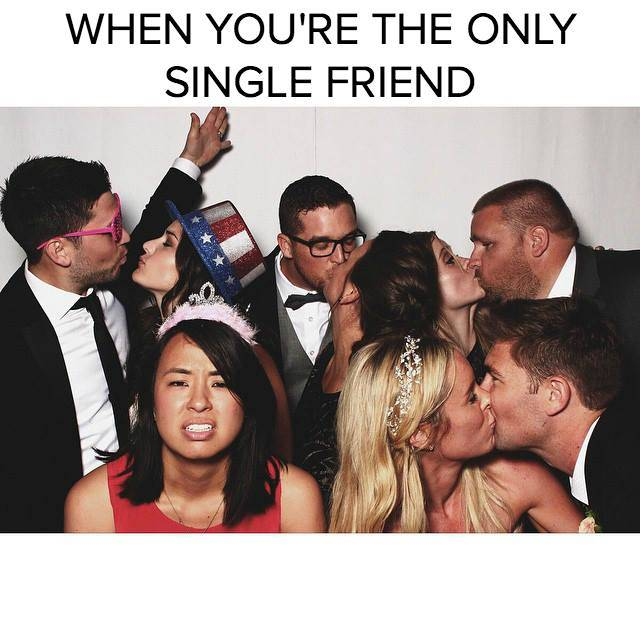 single friend