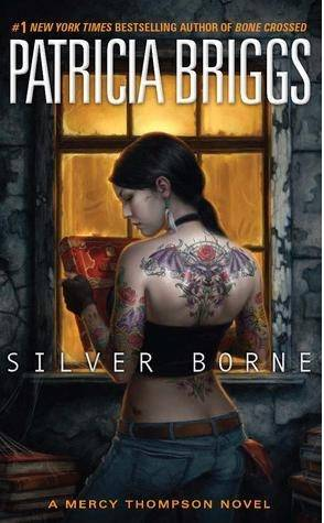 Book Boyfriend: Adam Hauptman from Silver Borne by Patricia Briggs