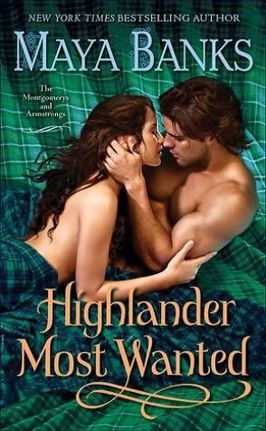 Buddy Review: Highlander Most Wanted by Maya Banks