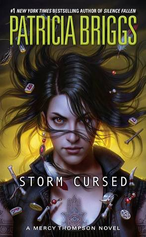 Can't Wait Wednesday: Storm Cursed by Patricia Briggs