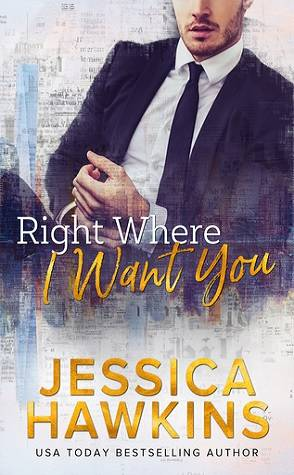 Buddy Review: Right Where I Want You by Jessica Hawkins