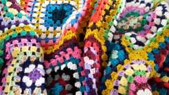 Van restje wol gemaakt door Carla