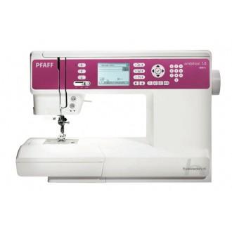 Wij hebben sinds kort een naaimachine die brieven kan schrijven, die makkelijk door twee lagen leer heen gaat, en zo makkelijk in gebruik is. Daardoor is deze heel hanteerbaar voor iedereen! Zelfs voor mannen!