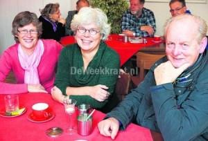 Janneke van der Wind, Corrie Tamerus, Wijbrand Verwer