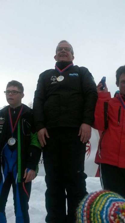 Lucas Olympisch kampioen