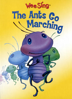 Ants Marching Cliparts