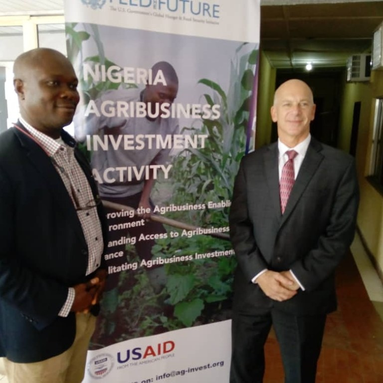 Cross River is Nigeria's State of the Art — USAID Chief of Party