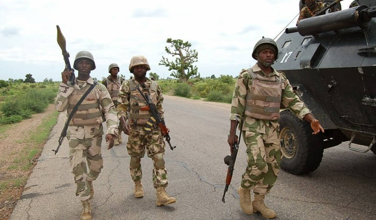Security Is Everybody's Business, Protect Yourself — Nigerian Army Tell Nigerians