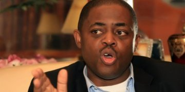 TOO BAD!! Few Months After Raining Assault On Daily Trust Reporter, Femi-Fani Kayode Caught Again On Camera Abusing His Estranged Wife
