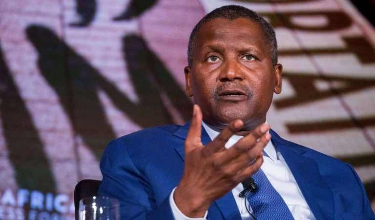 Sugar Price War: Dangote Petition Trade Ministry, Wants BUA Sugar Refinery Shut Down Over Refusal To Jack Up Price, Says He's The Only One Permitted To Operate
