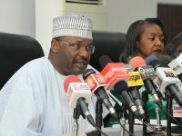 BREAKING!! Nigerian Senate Confirms Mahmood Yakubu As INEC Chairman