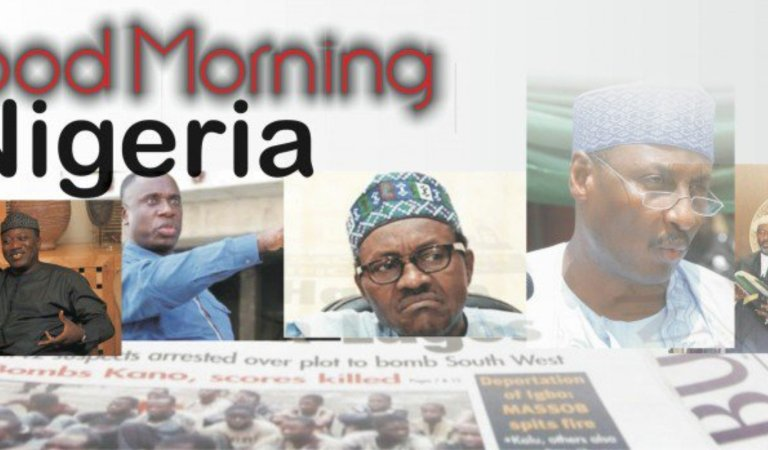 Monday Latest And Trending Newspaper Headlines, August 3, 2020