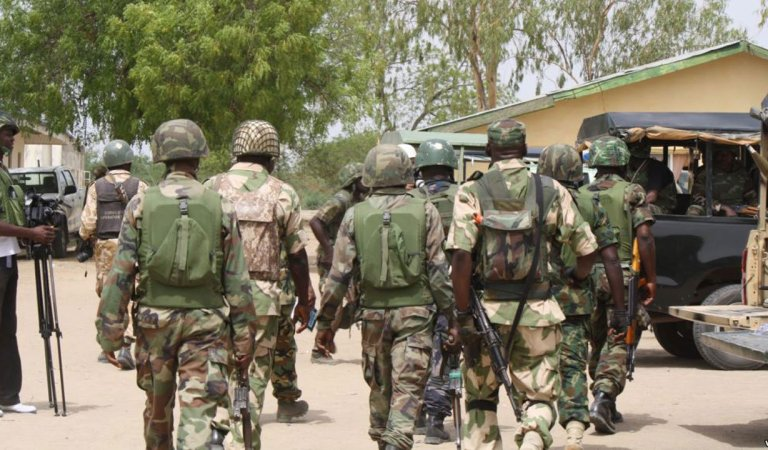 Confusion In Military Camp As Taraba Youths Stop Soldier From Committing Suicide (Read Full Details)