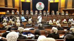 Supreme court suspends Ihedioha, Tambuwal, others hearing as unnamed justice falls sick