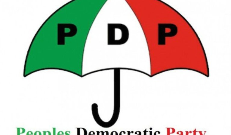 BREAKING!! More Confusion Rocks PDP As Two Governors Fight Dirty