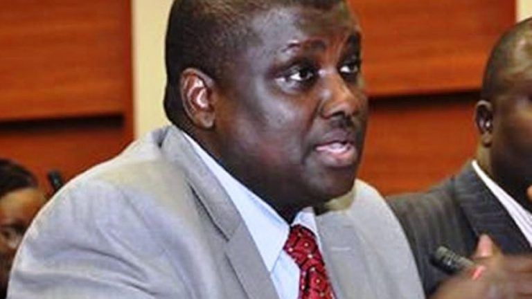 JUST IN!! Former Pension Boss, Maina Arrested In Niger Republic