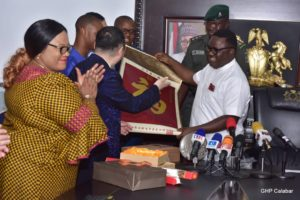 C/River, American firm sign MoU for funding of Bakassi Deep Seaport, Superhighway