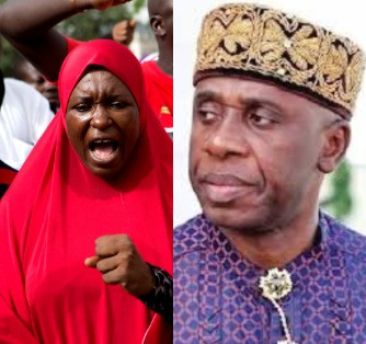 My sister was a witnessed of your attacked, you should be ashamed of denying it — Aisha Yesufu lambasts Amaechi