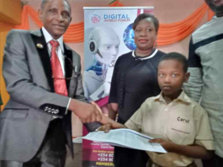 Digital world forum offers Scholarship to 9-Year-Old Boy, Who Has 'Calendar Dates In His Brain