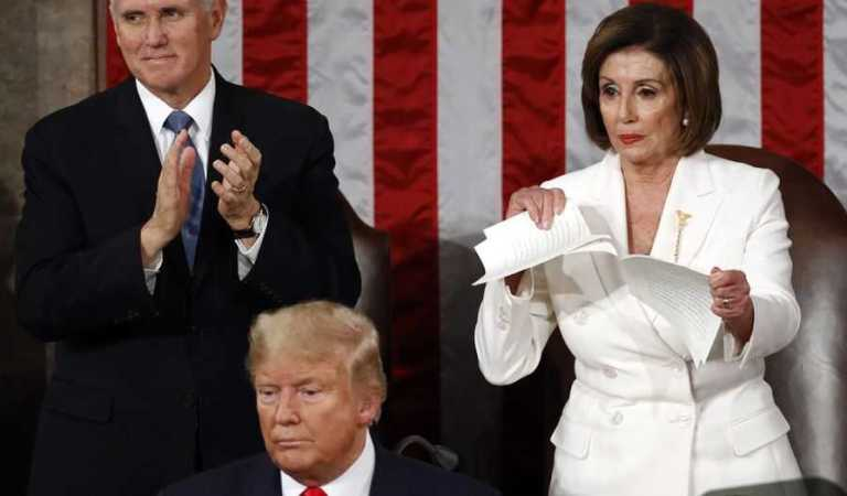 Nancy Pelosi : Apologize Or Stepdown, The Hunter Has Become The Hunted