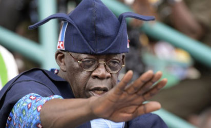 Bola Tinubu In Fresh Mess After Wikipedia Blocked His Profile For Editing Age 84 Times