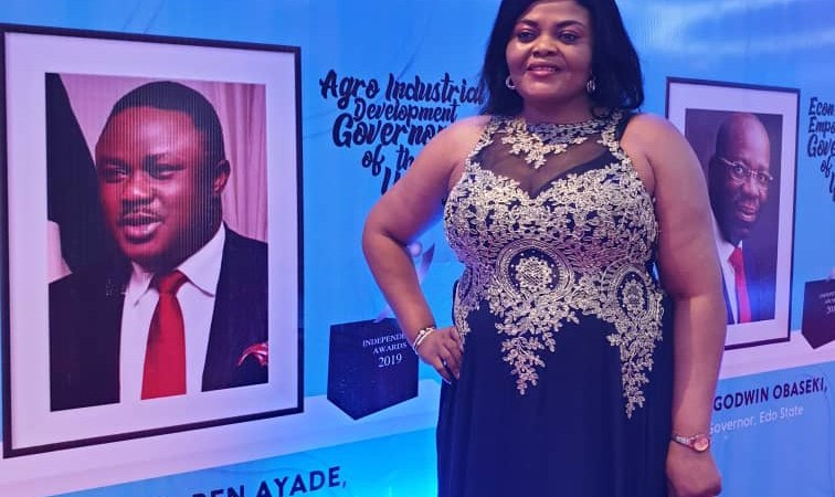 Independent Newspaper Best Gov: it's an evidence of the gov's sleeplessness — Stella Odey