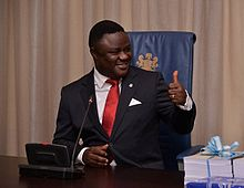 Governor Ben Ayade, The Most Outstanding Person of The Year 2020 — Baba Isa
