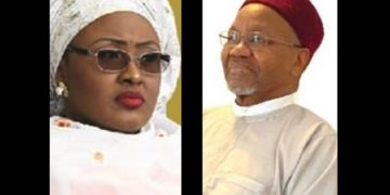 Gunshot In Aso Villa: Aisha Buhari Helpless As Group Summons ADC To Face Panel