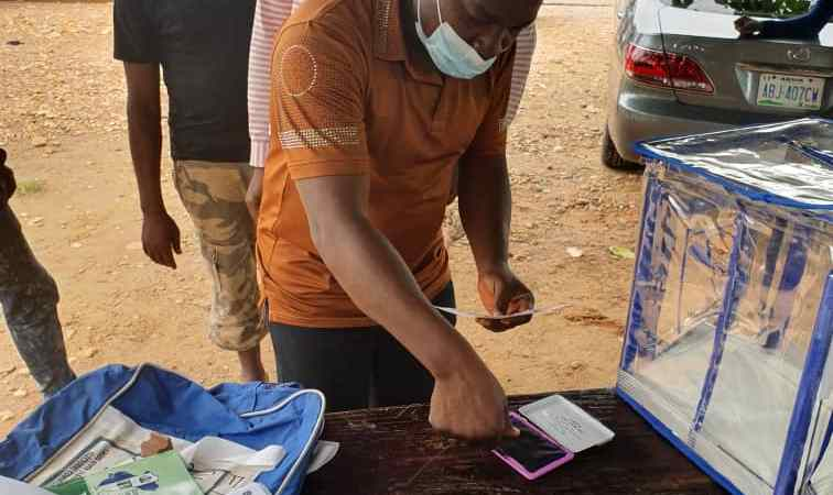 C/River LG Polls: Mike Etaba Casts His Vote, Express Confident
