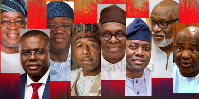 Complete Names Of Current Governors And States In Nigeria, It's Important You Know Them