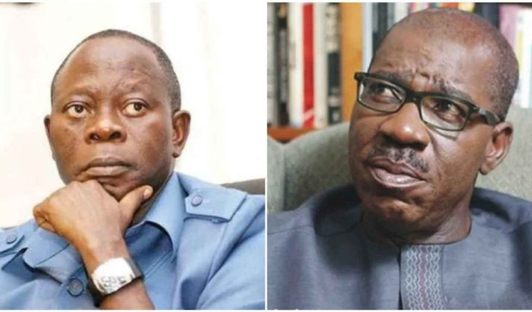 Edo Assembly: 14 APC Lawmakers-Elect Have Gone With Their Godfather, Oshiomhle — Obaseki Reveals