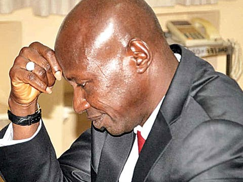 BREAKING!! Magu In Fresh Trouble As Panel Uncovers 571 Bank Accounts