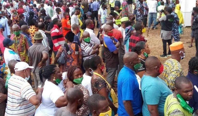 EdoDecides2020: Serious Violence In Edo As Thugs Shot Sporadically To Scare Voters, One Shot Dead