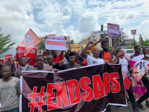 #EndSARS Protest To Resume Soon, We Have Not Given Up — Group