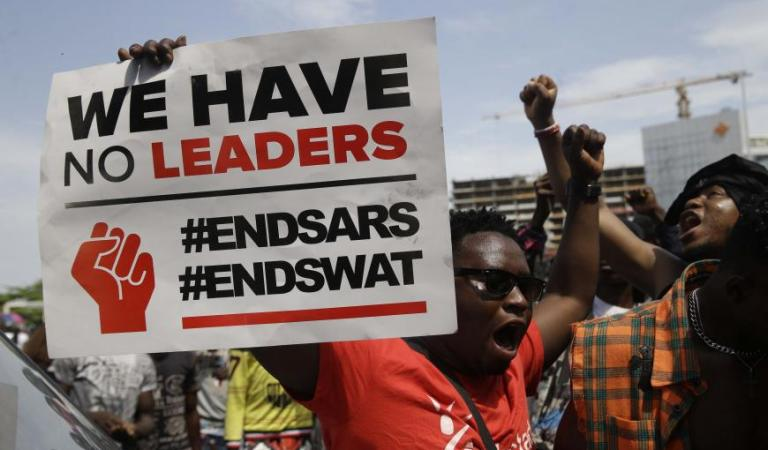 BREAKING!! #ENDSARS: Nigerian Youths To Shut Down All Activities In Nigeria With Massive Protest On March 15