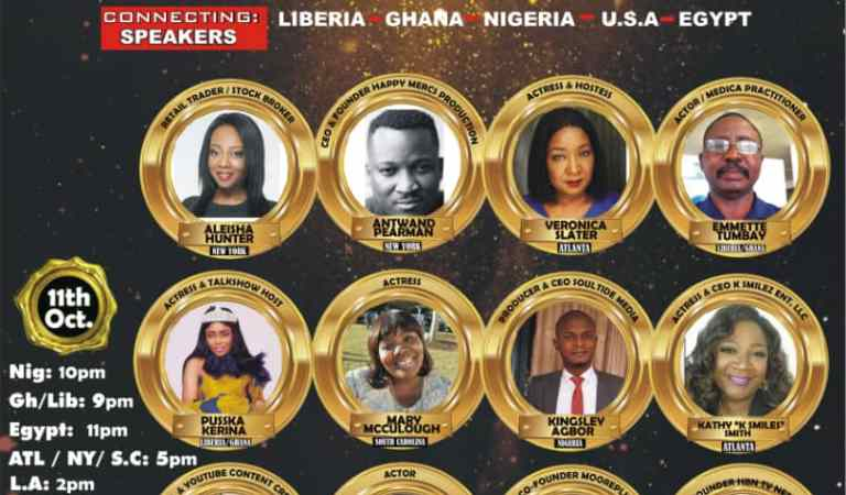 Cross River Born Award Winning Writer, Kingsley To Represent Nigeria On National Zoom Press Conference