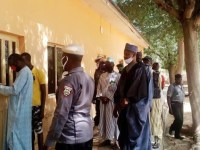 BREAKING!! Police Storms Hotel, Begins Room-To-Room Search For Sinners In Kano