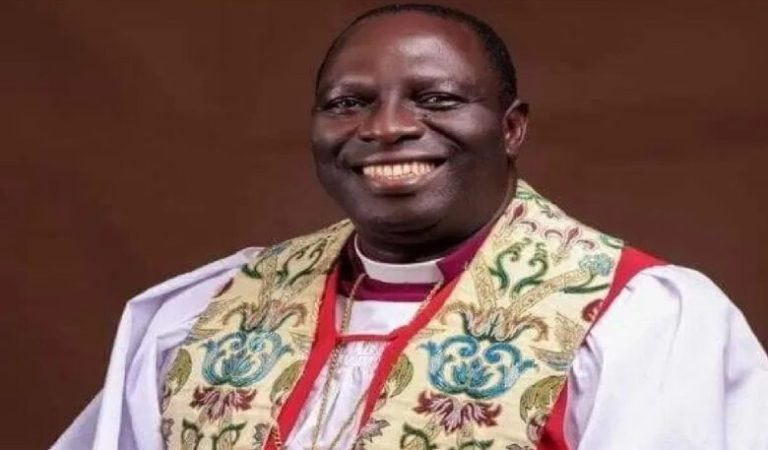 Popular Anglican Bishop Suspended For Sleeping With Wife Of Another Priest In Ekiti