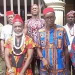 BREAKING!! Igbo Elders Back Nnamdi Kanu, Declares Support For Eastern Security Network (Photos)