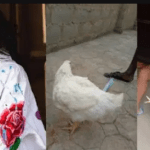 Anonymous Sends N200k To Nigerian Lady Who 'Appreciate' Her Husband For Buying Her Christmas Chicken