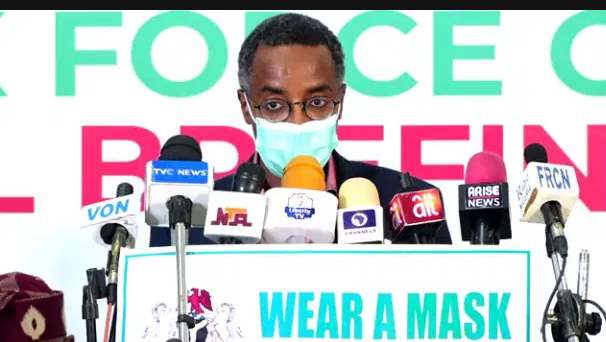 Stay At Home, January Will Be Tough, COVID-19 Infections Will Increase — FG Warns Nigerians