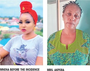 Married Woman 'Bathes' Sidechick With Hot Water, Destroys Her Breasts For Dating Her Husband