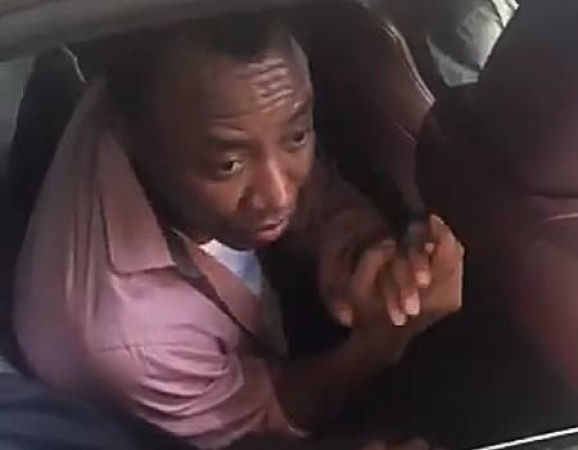BREAKING: Nigerian Government Arrest Sowore, Others In Abuja