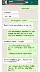 My Wife Has Killed Me, See What I Found On Her Phone After 3 Years Of Marriage- Nigerian Man Cries Out