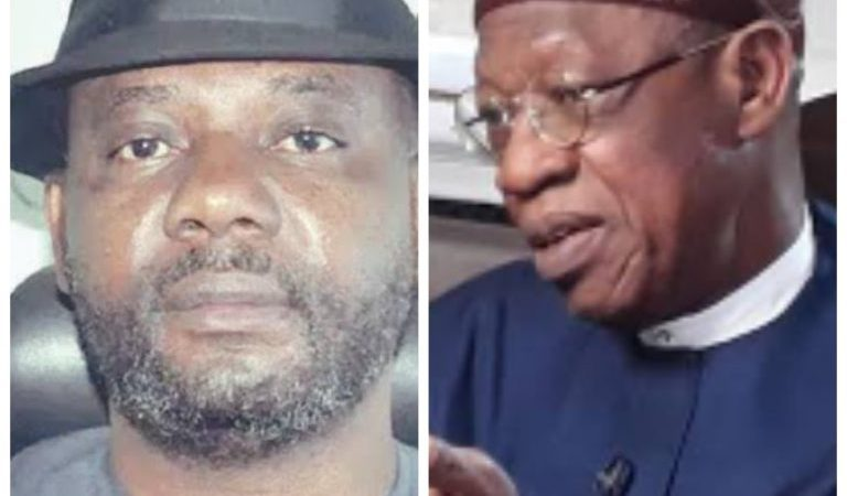 BREAKING!! APC Crisis Gets Messier As Yekini Nabena and Lai Mohammed Fight Dirty