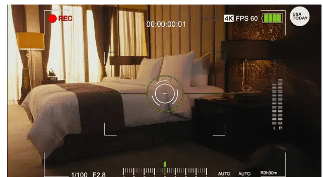 How You Can Be Secretly Filmed In Hotel: Seven Ways To Detect Hidden Camera In A Hotel Room