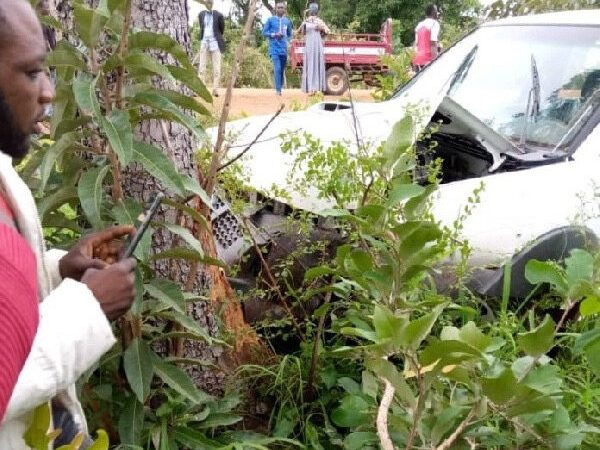 Double Wahala!!! Woman Dies while Speeding To Catch Her Cheating Husband